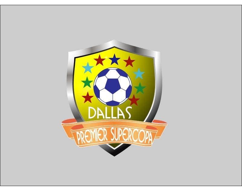 #392 for Logo Design for Dallas Premier Supercopa by creativeblack
