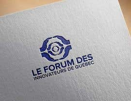 graphicrivers tarafından Conception d'un logo pour le Forum des Innovateurs de Québec için no 82