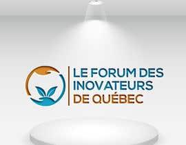 mehedi0322 tarafından Conception d'un logo pour le Forum des Innovateurs de Québec için no 99