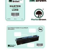 """Nro 217 kilpailuun Corporate identity for Brand """"Martenbrown®"""" käyttäjältä salmanabu"""