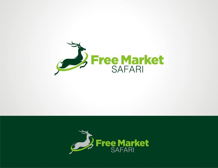 #667 for Logo Design for Free Market Safari by vidyag1985