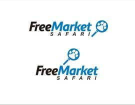 #670 pentru Logo Design for Free Market Safari de către sharpminds40