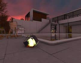 #20 untuk Exterior 3D modelling of FIRE - the first of many projects oleh jalamrathore