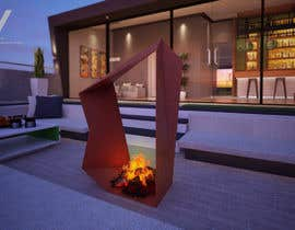 #9 untuk Exterior 3D modelling of FIRE - the first of many projects oleh Prakkyy