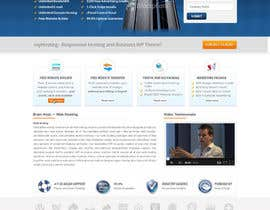nº 16 pour Website Design for Webizo (Webizo.com) par infodreamz