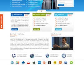 nº 18 pour Website Design for Webizo (Webizo.com) par infodreamz