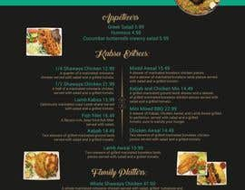 #13 for Menu for Kabsa House by masudhridoy