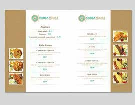 #37 for Menu for Kabsa House by ferisusanty