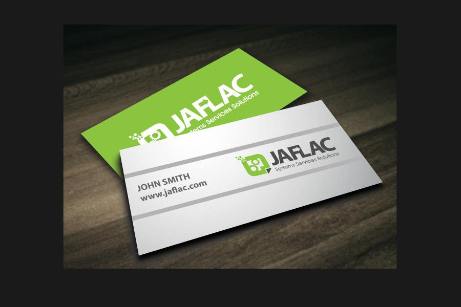 #419 for Logo Design for JAFLAC Systerms Services Solutions by danumdata
