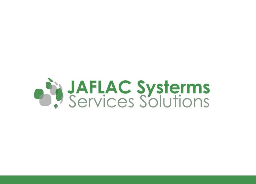 Penyertaan Peraduan #                                        330                                      untuk                                         Logo Design for JAFLAC Systerms Services Solutions