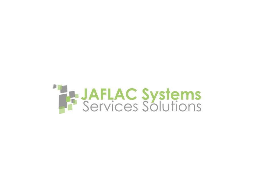 Penyertaan Peraduan #                                        331                                      untuk                                         Logo Design for JAFLAC Systerms Services Solutions