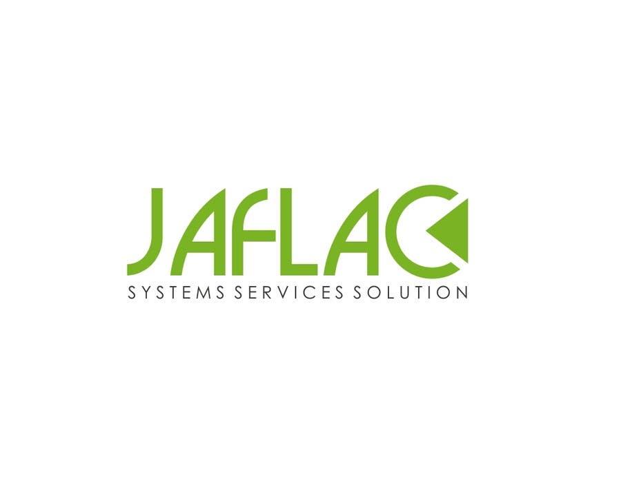 Penyertaan Peraduan #                                        348                                      untuk                                         Logo Design for JAFLAC Systerms Services Solutions