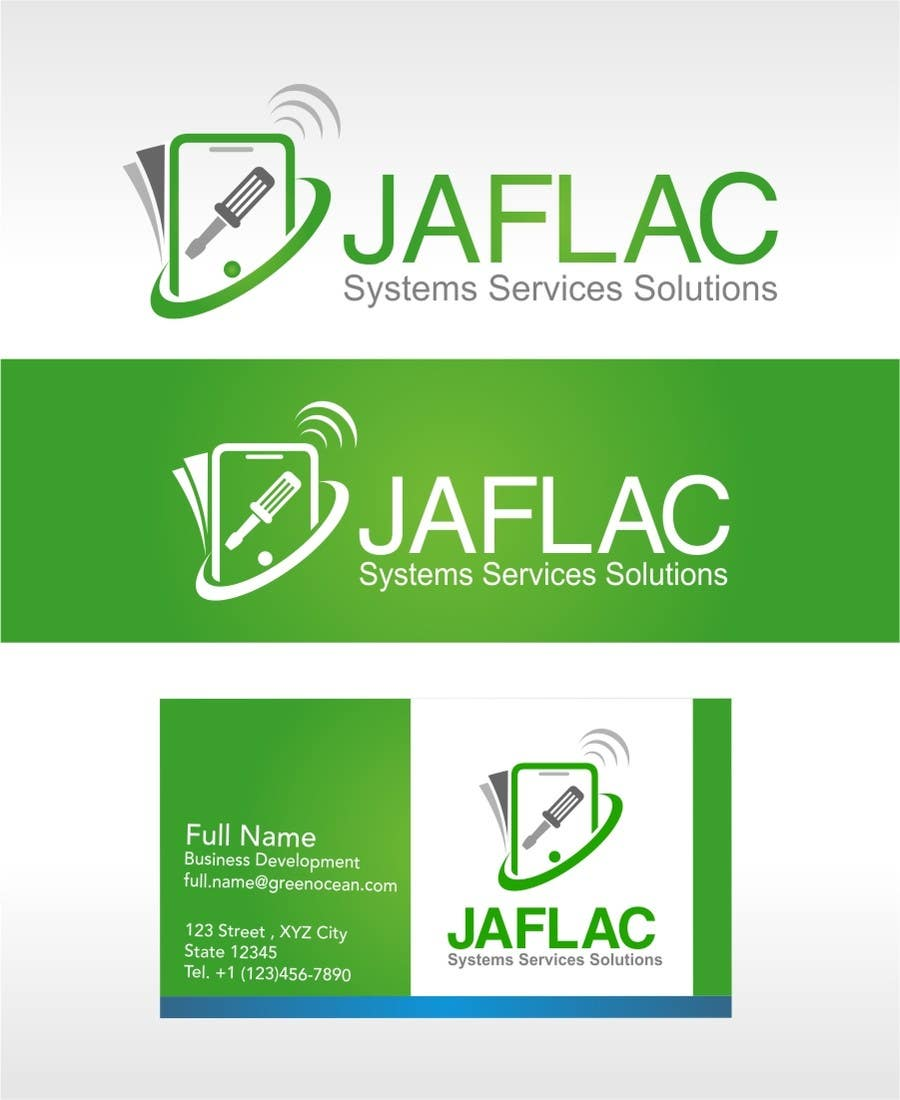 #44 for Logo Design for JAFLAC Systerms Services Solutions by jummachangezi