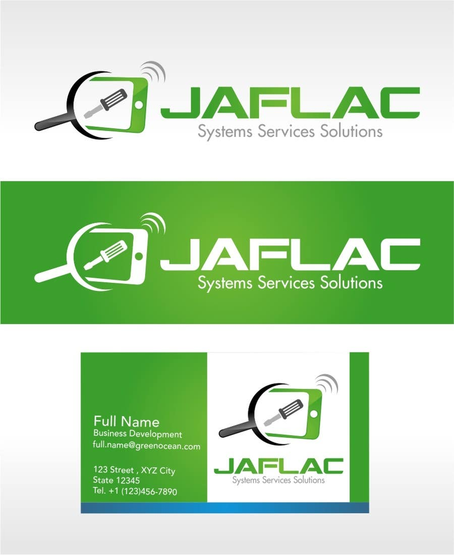 #409 for Logo Design for JAFLAC Systerms Services Solutions by jummachangezi