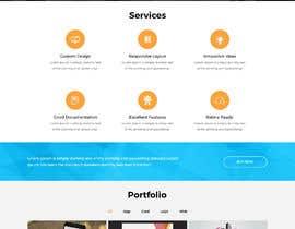 nº 13 pour Design a Website Mockup par xprtdesigner