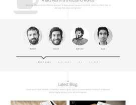 nº 3 pour Design a Website Mockup par rohitkatarmal