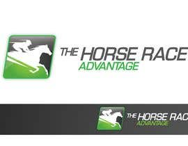 #273 для Logo Design for The Horse Race Advantage от taks0not