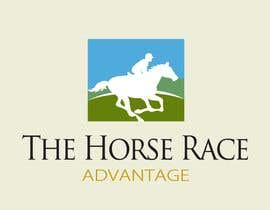 #256 para Logo Design for The Horse Race Advantage de smarttaste