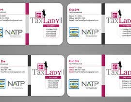 #31 for Design some Tax Company Business Cards (Double Sided) by itopup777