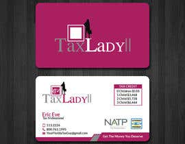 #37 for Design some Tax Company Business Cards (Double Sided) by papri802030