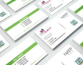 #43 for Design some Tax Company Business Cards (Double Sided) by designnmaker4
