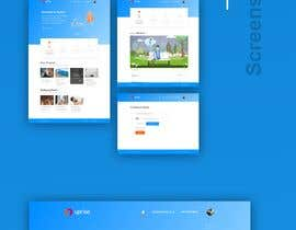 #63 untuk Design a WebApp Mockup (4 pages only / redesign of live webapp / experienced hirer) oleh MHunainDesigner