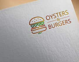 #214 for Develop a Corporate Identity for a burger & Oyster bar by EagleDesiznss