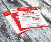 Graphic Design Contest Entry #82 for Design a Gym direct mail Flyer