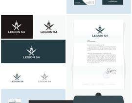 #59 for Design logo and corporate identity by brandsbyxd