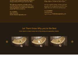 #58 for Design web page by srisureshlance