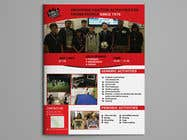 Graphic Design Kilpailutyö #75 kilpailuun Design 2 double sided flyers to advertise a youth centre.