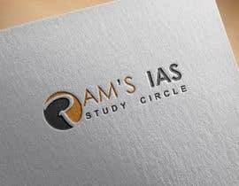 #139 cho Design a Logo for an ias institute named ram's ias study circle bởi rajdibyendu