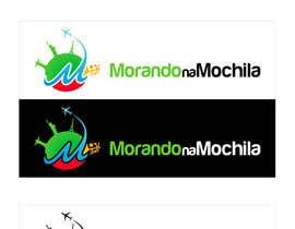 #26 para Projetar um Logo for Morando na Mochila (travel blog) por BuDesign