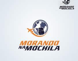 #51 para Projetar um Logo for Morando na Mochila (travel blog) por BuDesign