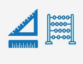 #50 untuk Design minimalistic logo for Math Library oleh sagor01716