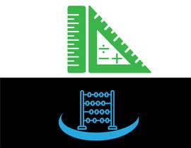 #47 untuk Design minimalistic logo for Math Library oleh mithupal