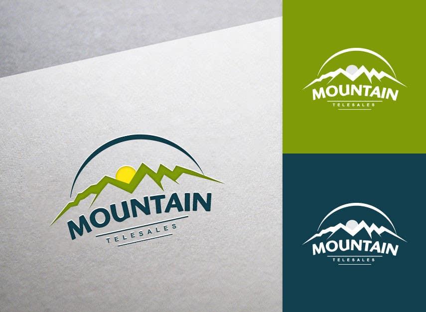 Penyertaan Peraduan #                                        11                                      untuk                                         Mountain TeleSales Logo
