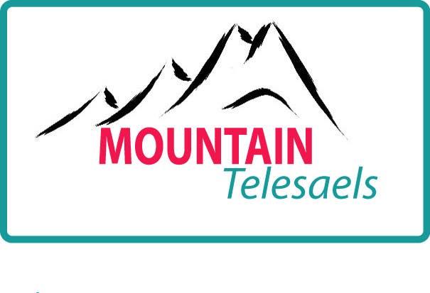 Penyertaan Peraduan #                                        7                                      untuk                                         Mountain TeleSales Logo
