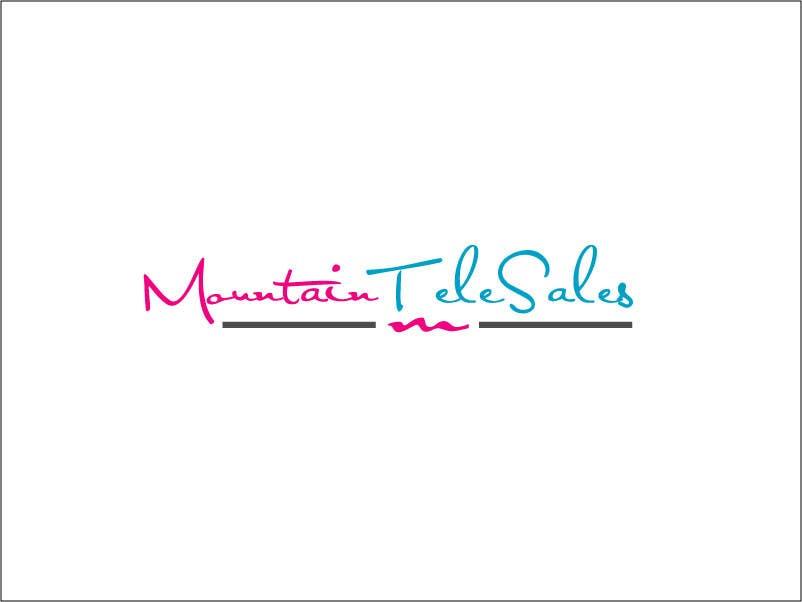 Penyertaan Peraduan #                                        18                                      untuk                                         Mountain TeleSales Logo