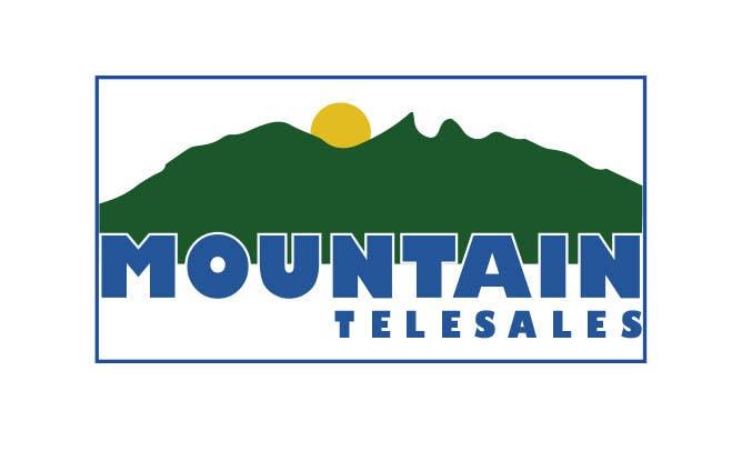 Penyertaan Peraduan #                                        13                                      untuk                                         Mountain TeleSales Logo