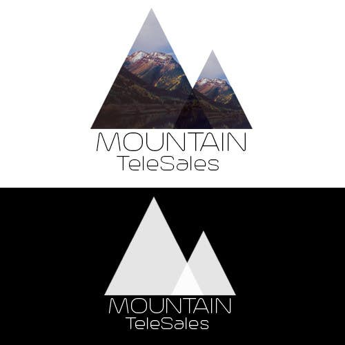 Penyertaan Peraduan #                                        22                                      untuk                                         Mountain TeleSales Logo