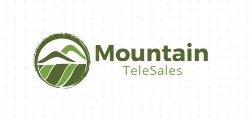 Penyertaan Peraduan #                                        2                                      untuk                                         Mountain TeleSales Logo