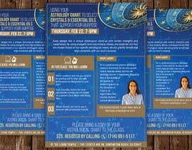 #21 for Astrology and Crystals Lecture Flyer af ssandaruwan84