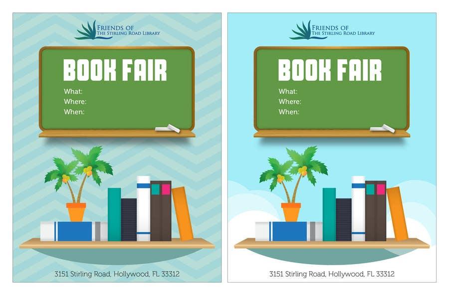 Penyertaan Peraduan #                                        11                                      untuk                                         Design a Flyer for Friends of the Library