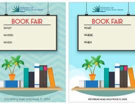 #14 untuk Design a Flyer for Friends of the Library oleh grafiktopia
