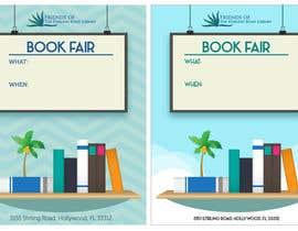 #23 untuk Design a Flyer for Friends of the Library oleh grafiktopia