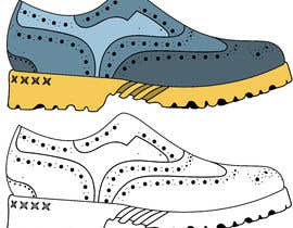 #7 cho A range of Brogue Shoe designs.  ( Men's) bởi pjanaprasad