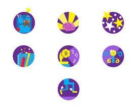 #2 para Design some App Icons for Kidz App por DonArtua