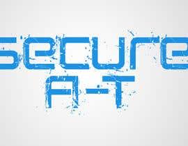 Nro 5 kilpailuun Design a Logo for Us :D | Secure-A-T käyttäjältä Simlfe