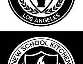"NikoMDesign tarafından Design a Logo for ""New School Kitchen"" restaurant için no 96"